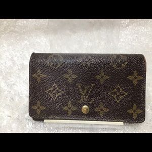 💯 AUTHENTIC LOUIS VUITTON WALLET